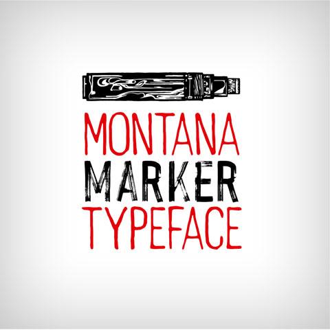 Montana Marker